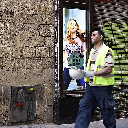 no title, Barcelona, 2016